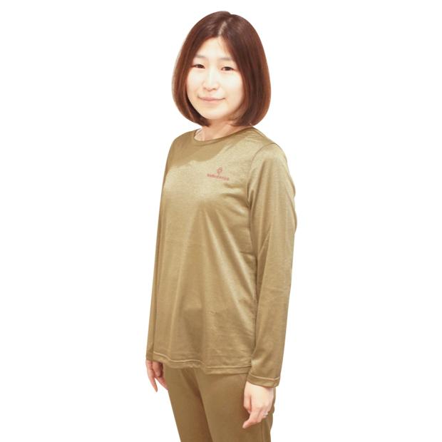 銀繊維放射電磁波防止/防護の生活環境サポートルームウェア