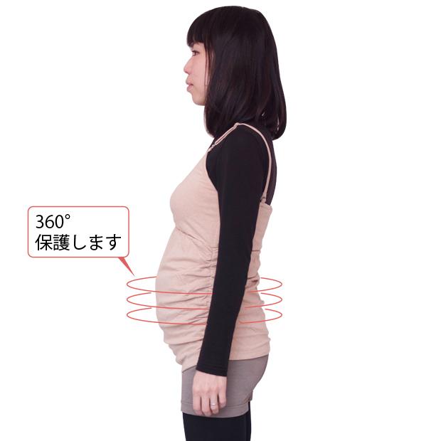 360°赤ちゃんを保護します。