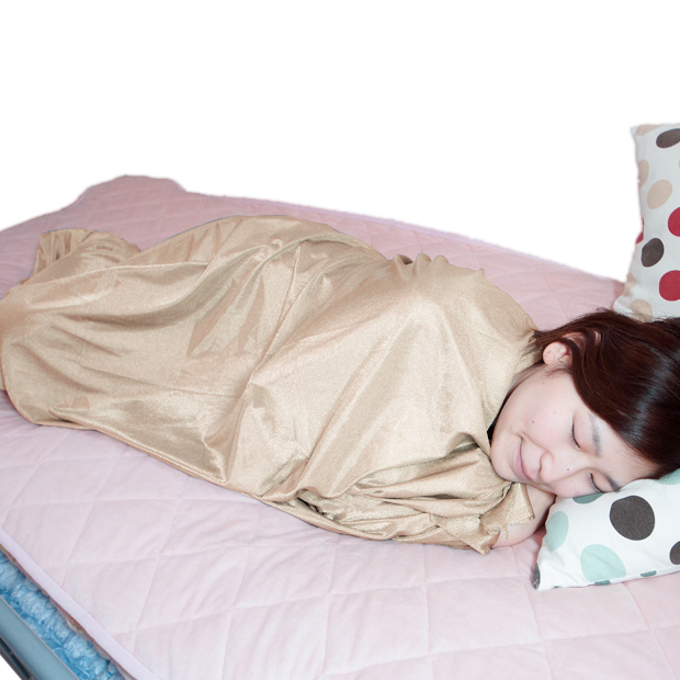 安らかな仮眠をサポートします