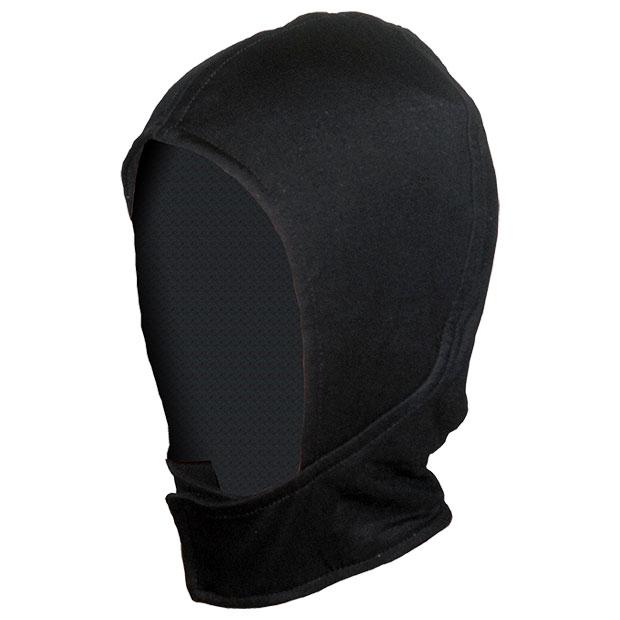 頭部〜首部を電磁波から守る帽子